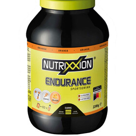 Nutrixxion Endurance Drank 2200g, Orange